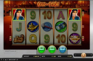 gold of persia spiele