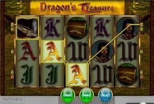 merkur dragons treasure